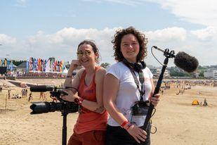 Laura Abiven et Lucie Corouge photo